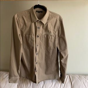 Military style Men's shirt. Size medium